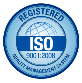 ISO Registered Quality Management System ISO 9001:2008